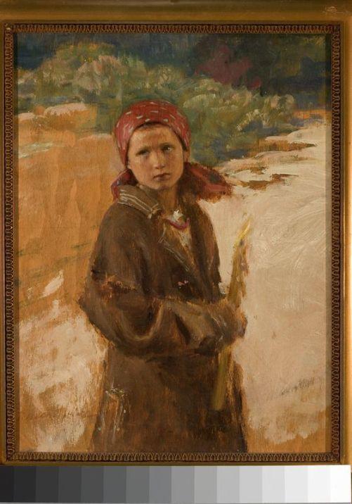Axentowicz, Na Gromniczna 1898